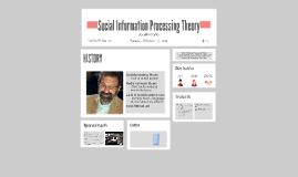 Social Informaiton Processing Theory