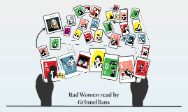 Rad Women read by Grinnellians