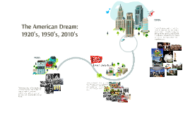 The American Dream by Brooks and Tejas