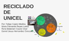 RECICLADO DE