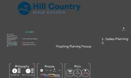 HCBC Preaching Process