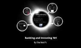 Banking and Investing