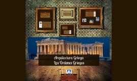 Copy of Arquitectura Griega