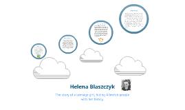 Helena Blaszczyk