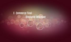 E- Commerce Final