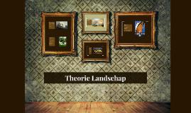 Theorie oefening Landschap