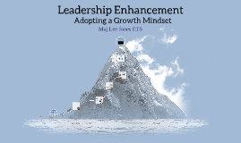 Leadership Enhancement: Adopting a Growth Mindset
