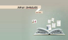 JUEGO SIMBOLICO