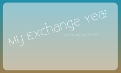 My Exchange Year