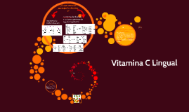 Vitamina C Lingual