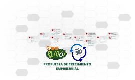 Propuesta de Empresarial a Cines Plató Unimall