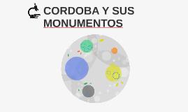 CORDOBA Y SUS MONUMENTOS