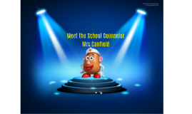 Meet the School Counselor Beth Canfield