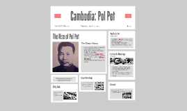 Cambodia: Pol Pot