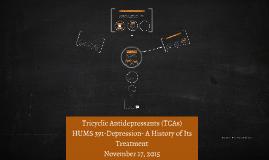 Copy of Copy of Tricyclic Antidepressants (TCAs)