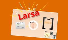 Larsa Presentation