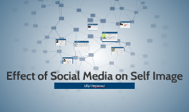 Effect of Social Media on Self Image