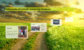 Fellowship of Catholic University Students