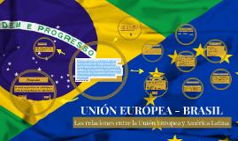 Relación Brasil-Unión Europea