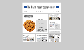 The Hungry Student Cookie Company