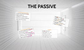 GRAMMAR: THE PASSIVE (I04)