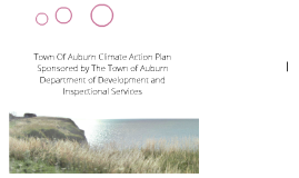 Town of Auburn Climate Action Plan