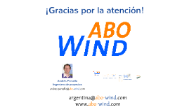 ABO Wind Energías Renovables