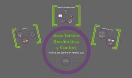 Copy of Arquitectura Bioclimàtica i confort