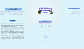 Praniti's English Walk Two Moons Timeline