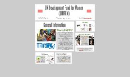 UN Development Fund for Women