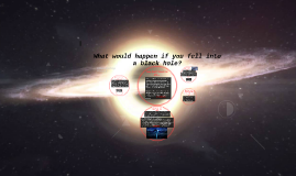Copy of What would happen if you fell into a black hole?