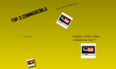 5 Favorite Commercials