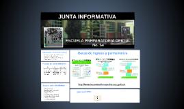 JUNTA INFORMATIVA EPO. No.54