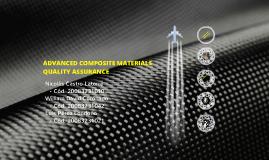 Advanced Composite Materials Quality Assurance & Control