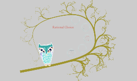 SS5102 Rational Choice