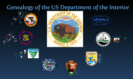 Genealogy of the US Department of the Interior