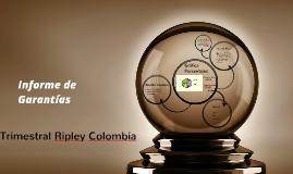 Copy of Informe de Garantías