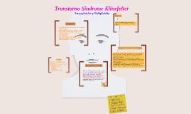 Transtorno Síndrome Klinefelter