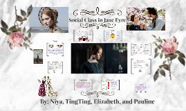 Social Class in Jane Eyre