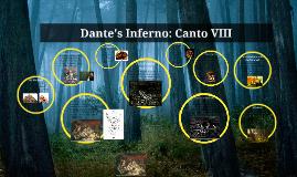 Copy of Dante's Inferno: Canto VIII