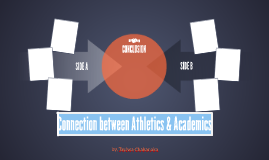 Connection between Athletics & Academics