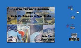 VISITA TECNICA SABESP Out/13 6 ETDOM
