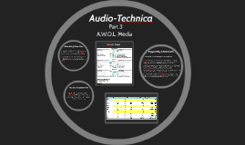 Audio Technica Part 3