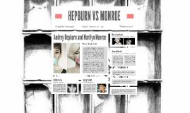 HEPBURN VS MONROE