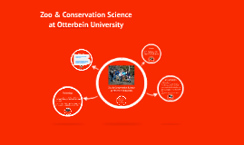 Copy of Zoo and Conservation Science at Otterbein University