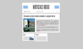NOTICIAS HUGO