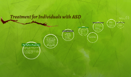 Treatment for Individuals with ASD