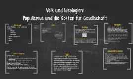 Volk und Ideologien