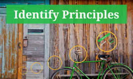 Identify Principles