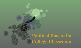 Political Bias in the College Classroom